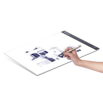 A3 Tablette Lumineuse Portable Led Luminosite Reglable Ultra Mince