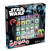 Jeu de société Match Star Wars Winning Moves