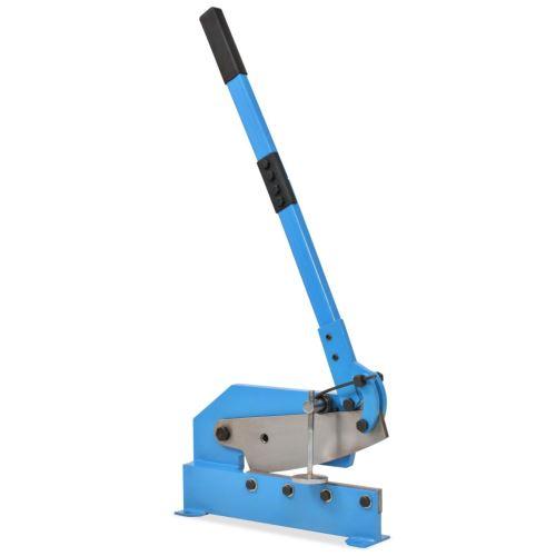 Cisaille à levier Pour Couper des Tôles 300 mm Bleu