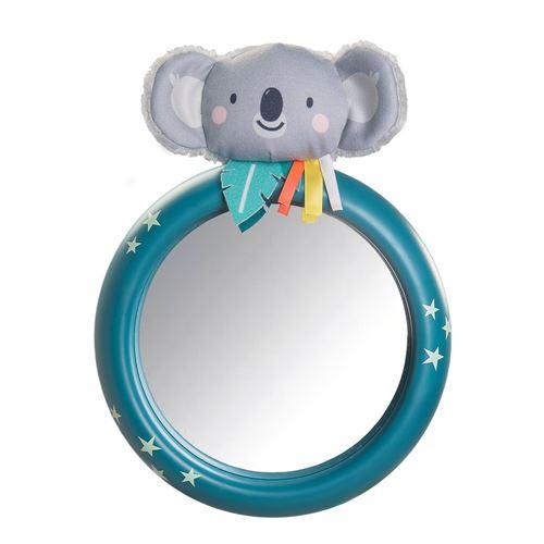 Taf Toys rétroviseur de siège auto junior 47 cm bleu
