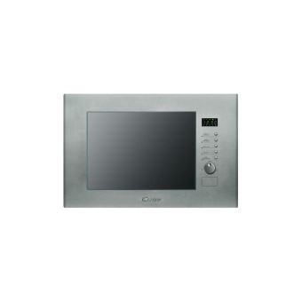 Candy mic 20 gdfx micro ondes grill encastrable inox - Micro onde grill encastrable ...