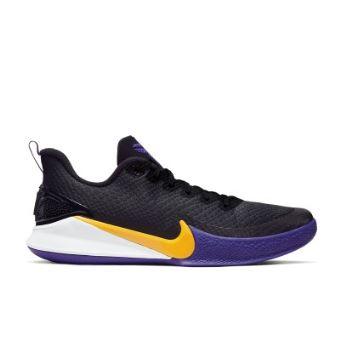 Baskets basses Nike Kobe Mamba Focus Noir pour Hommes 48,5