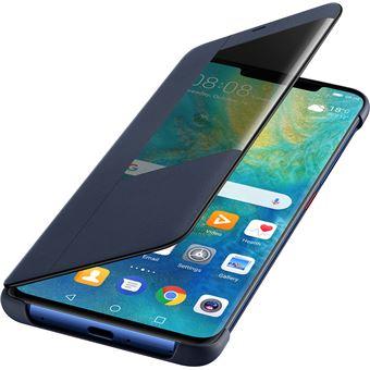 Coque Flip Huawei Noir pour Mate 20 Pro