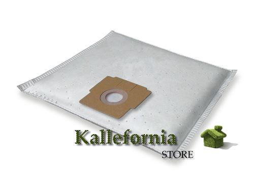 Kallefornia k274 8 sacs pour aspirateur Fakir Clarris 2000W
