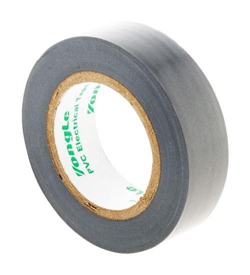 Rouleau adhésif 15mm x 10m Gris - Zenitech