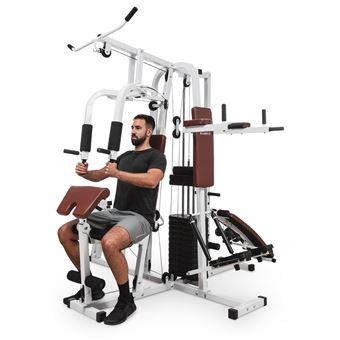 540 Sur Klarfit Ultimate Gym 9000 Banc De Musculation Multifonction