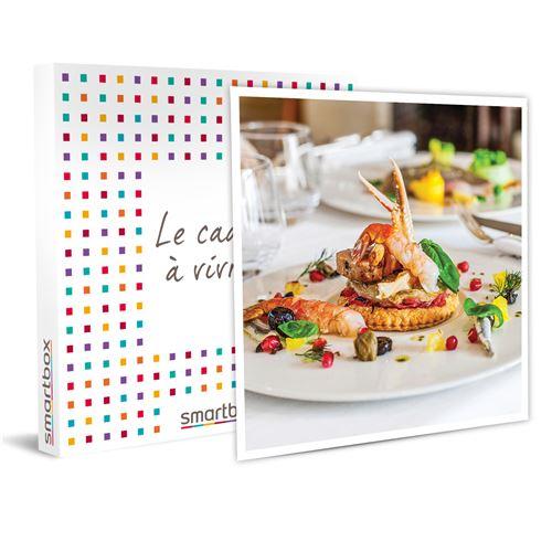 SMARTBOX - 3 jours enchanteurs avec dîner et spa dans un hôtel 4* en Normandie - Coffret Cadeau