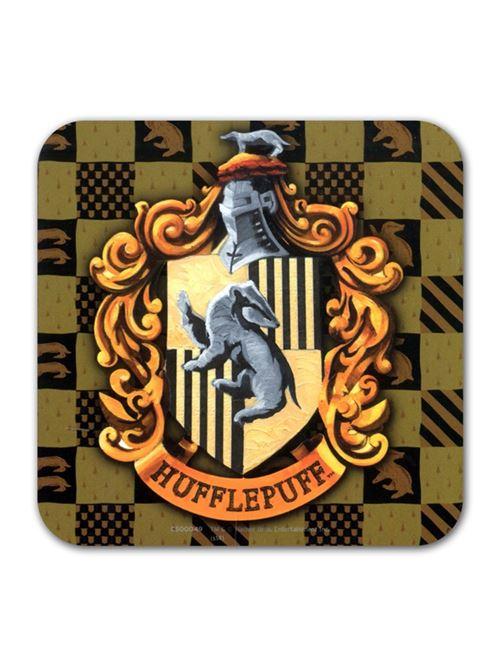 Harry Potter Sous-verre Maison de Poufsouffle