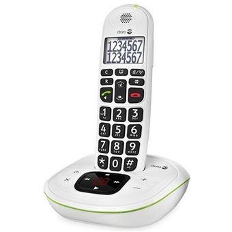 Doro Phone EASY 105WR DUO Téléphones Sans fil Répondeur