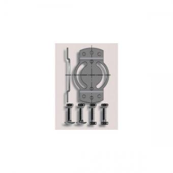 Support Volet Roulant D50 Csi Entraxe 48 Somfy Pour Volet