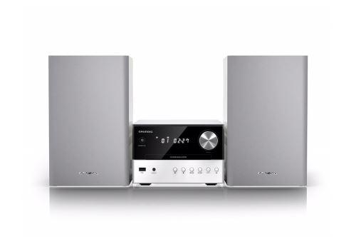 Micro-Chaîne HiFi Bluetooth Grundig M1010BTW Blanc - Chaîne hi-fi. Achetez en ligne parmi un grand choix de produits high-tech. Remise permanente de 5% pour les adhérents.