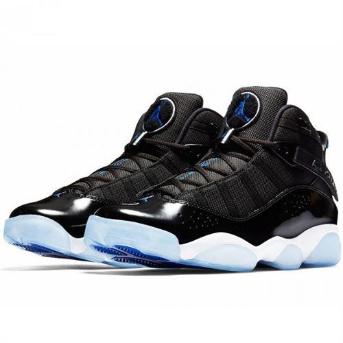 Chaussure de Basket Jordan 6 Rings Space Jam Noir pour homme