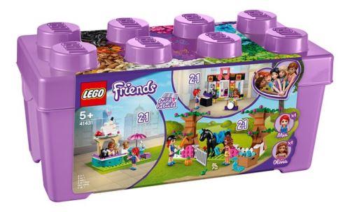LEGO Friends 41431 La boîte de briques de Heartlake City