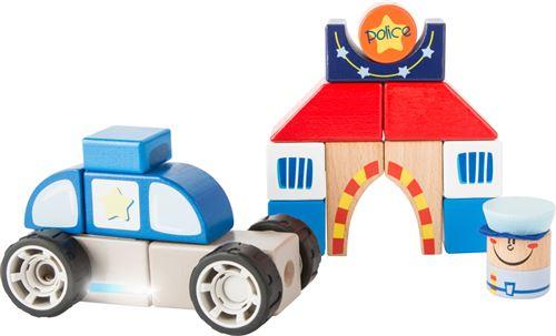 Kit De Construction Police Avec Effets Sonores