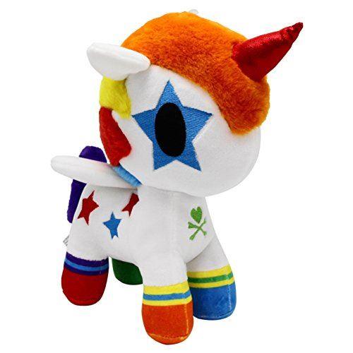 TokiDoki Bowie Unicorno Plush Toy, Medium
