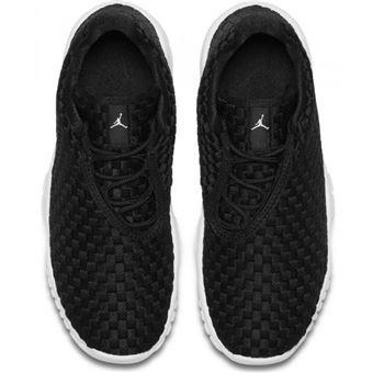 design intemporel f4adc a8566 Chaussure de Basket Jordan Future Low Noir pour enfant ...