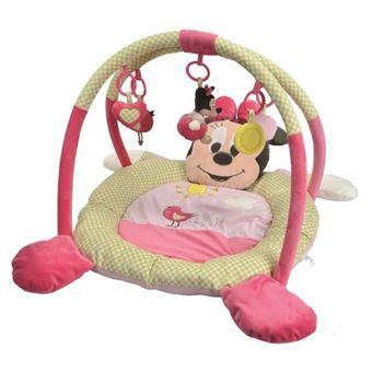 4 18 Sur Tapis D Eveil Minnie Avec Arches Disney Baby Tapis D