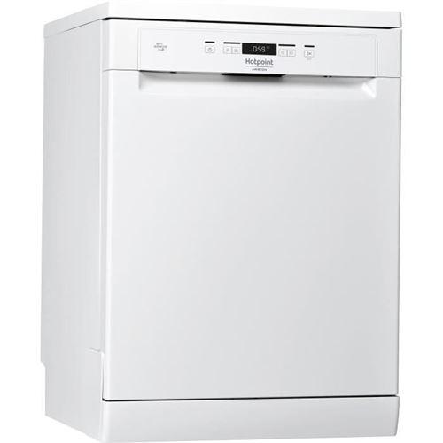 Hotpoint Ariston HFC 3C26 F - Lave-vaisselle - pose libre - largeur : 60 cm - profondeur : 60 cm - hauteur : 85 cm - blanc
