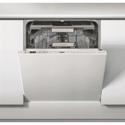 Lave-vaisselle Tout Intégrable Whirlpool Wcio3t333def A+++ - 14 Couverts - 43db