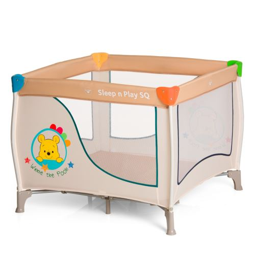 Lit Parapluie Sleep and Play SQ - Pooh Ready to Play