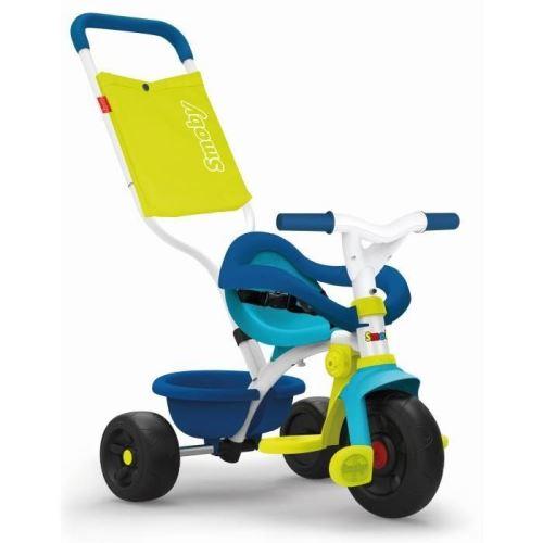 Tricycle évolutif Smoby Be fun Confort Bleu - Tricycle. Achat et vente de jouets, jeux de société, produits de puériculture. Découvrez les Univers Playmobil, Légo, FisherPrice, Vtech ainsi que les grandes marques de puériculture : Chicco, Bébé Confort, Ma