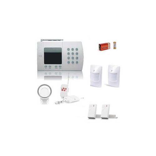 Kit Alarme Maison De 6 Zones, Medium Box