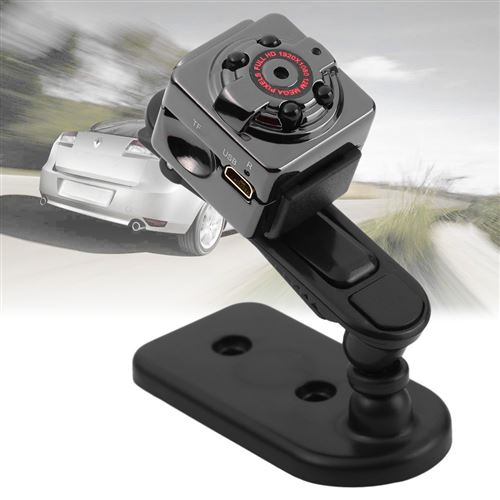 SQ8 Mini Sport DV caméra Full HD 1080p DVR voiture Dash Cam caméscope 12MP avec 8 Go FQQ81107007