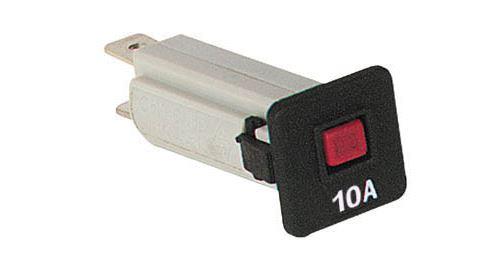 fusible automatique 10a 250 volt