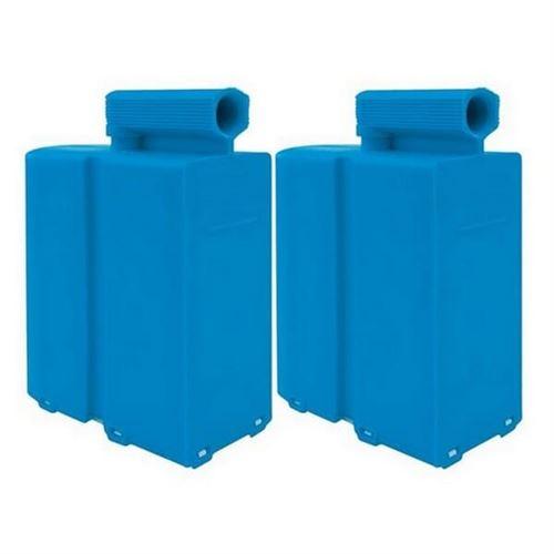 Cassette anti-calcaire emc type a par 2 pour Centrale vapeur Domena, Nettoyeur vapeur Domena