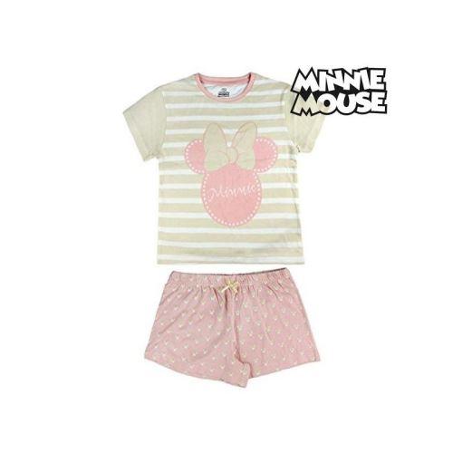 Pyjama D'Été Minnie Mouse 72653 (Taille 4 ans)