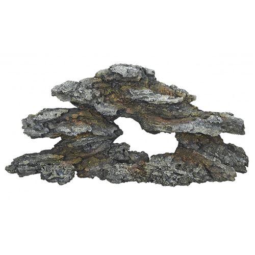 Bois fossilisé 34 x 10 x16 cm . décoration aquarium. - Vadigran - VA-15529