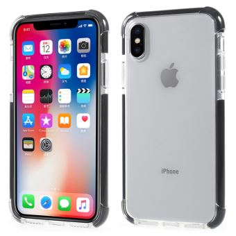 coque iphone x bicolore