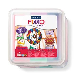 Staedtler 8023 50 LX FIMO Soft Pack