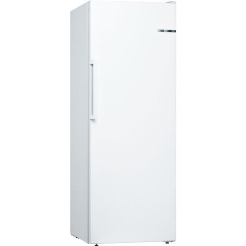 Bosch Serie 4 GSN29UWEV - Congélateur - congélateur-armoire - pose libre - largeur : 60 cm - profondeur : 65 cm - hauteur : 161 cm - 200 litres - Classe A++ - blanc