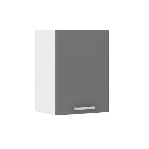 ULTRA Meuble haut de cuisine L 40 cm - Gris foncé