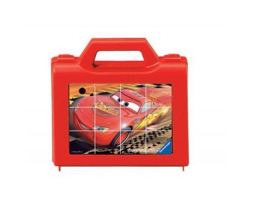 Ravensburger - Puzzle cubes - 12 cubes : Cars 2