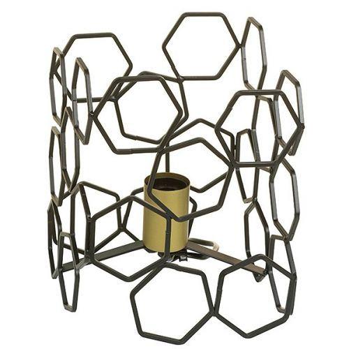 Lampe de bureau Aluminium (19 X 19 x 24 cm)