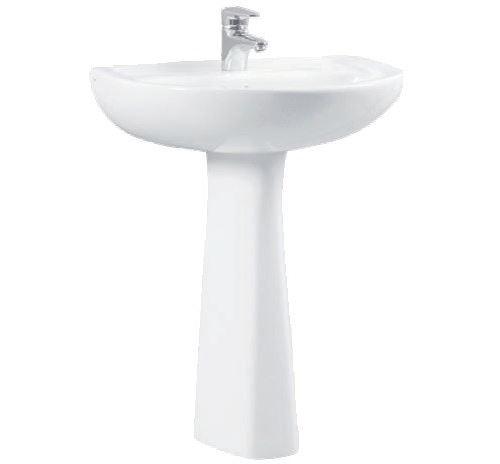 Lavabo 60cm Normus - Blanc