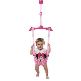 Minnie sauteur de porte - youpala - disney baby bright starts 10782