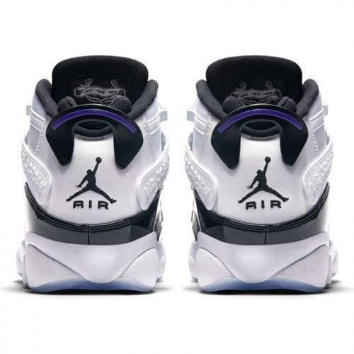Chaussure de Basket Jordan 6 Rings Space Jam Blanc pour