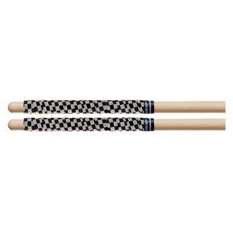 ProMark Grip pour baguettes noir//blanc SRBLA par ProMark design Check