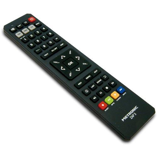 Télécommande tv+tnt+dvd zap 3 - 495387