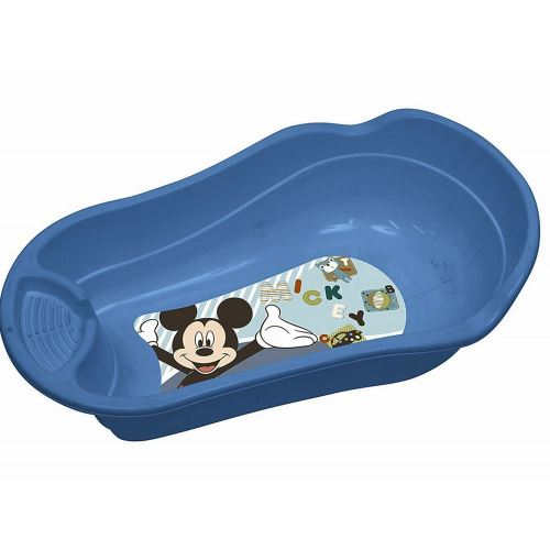 Baignoire Disney Mickey enfant bebe bain plastique