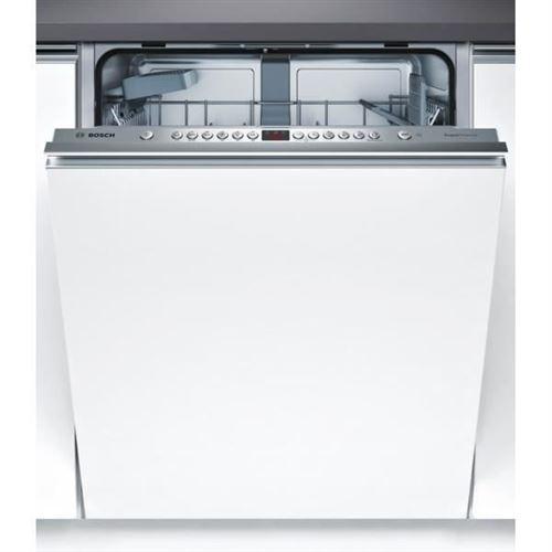 Bosch Serie | 4 SMV46AX04E - Lave-vaisselle - intégrable - Niche - largeur : 60 cm - profondeur : 55 cm - hauteur : 81.5 cm