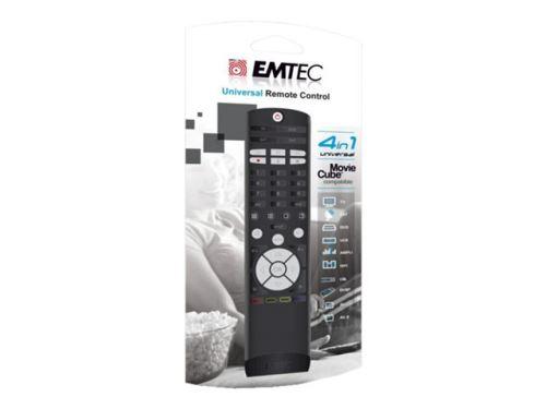 EMTEC Universal Remote Control H640 - télécommande universelle