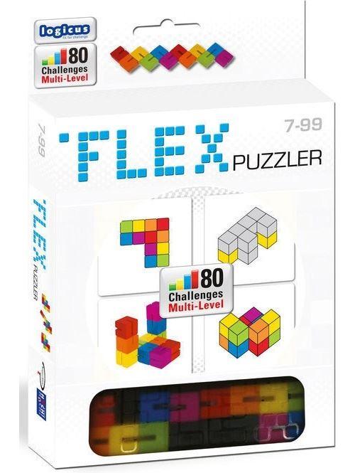 Enigma Flex Puzzler tête logique Flex Puzzler