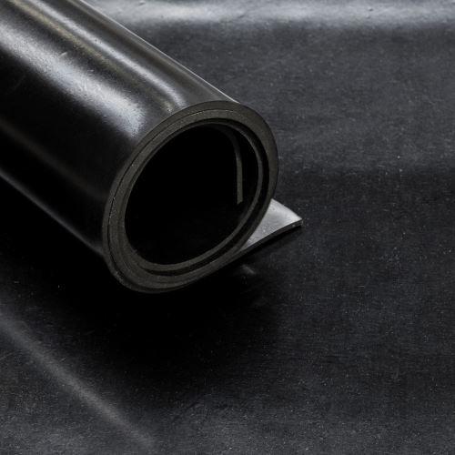 Rouleau Caoutchouc EPDM - Épaisseur 3 mm - largeur 140 cm