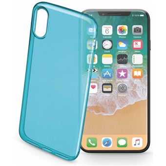 coque cellularline iphone x