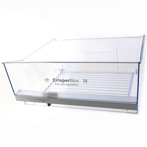 Bac a legumes crisper box 464x456 h=210 pour Refrigerateur Bosch