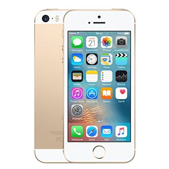 apple iphone se 16 go or reconditionn ou occasion smartphone achat prix fnac. Black Bedroom Furniture Sets. Home Design Ideas